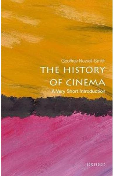 History of Cinema: A Very Short Introduction