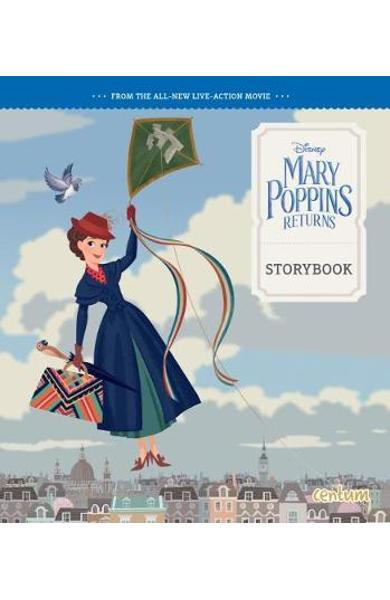 Mary Poppins Returns Deluxe Picture Book