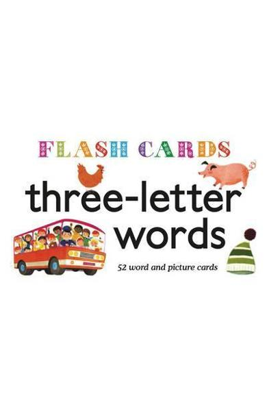 Three-letter Words