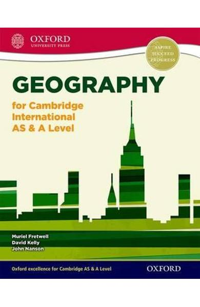 Geography for Cambridge International AS & A Level Student B