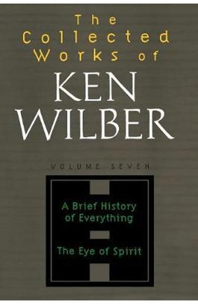 Collected Works Of Ken Wilber, Volume 7