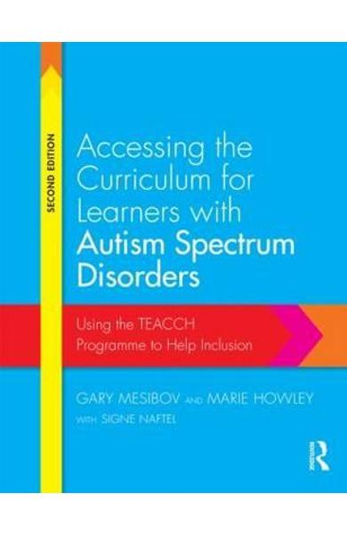 Accessing the Curriculum for Learners with Autism Spectrum D