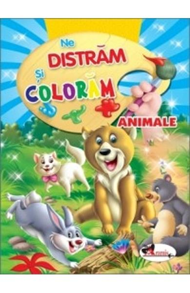 Ne distram si coloram - Animale