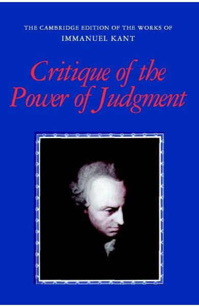 Cambridge Edition of the Works of Immanuel Kant