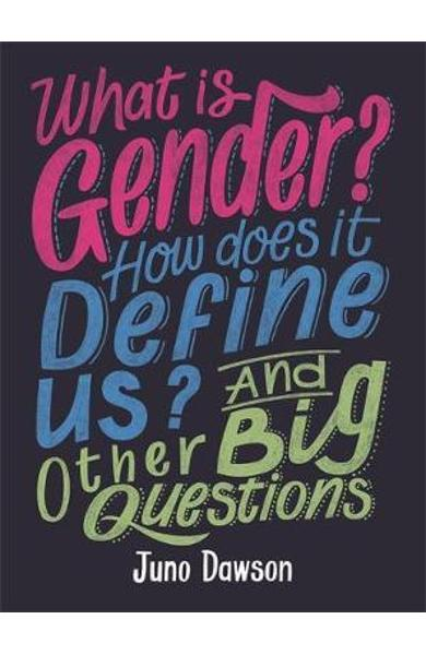What is Gender? How Does It Define Us? And Other Big Questio