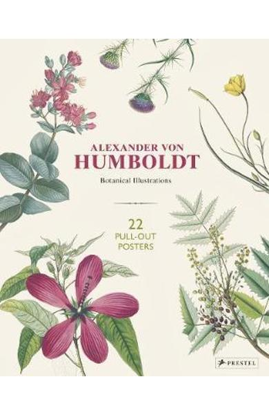 Alexander Von Humboldt: 22 Pull-Out Posters - Otfried Baume