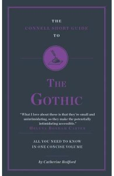 Connell Short Guide To The Gothic -