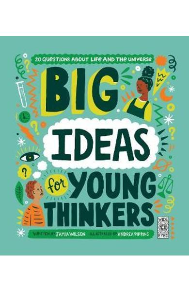 Big Ideas For Young Thinkers - Jamia Wilson