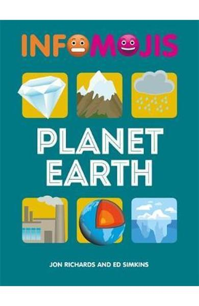 Infomojis: Planet Earth