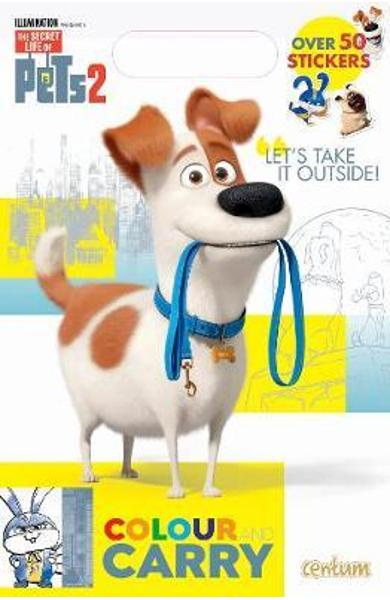 Secret Life of Pets 2 - Colour & Carry -
