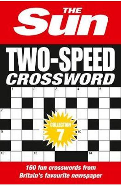 Sun Two-Speed Crossword Collection 7 - The