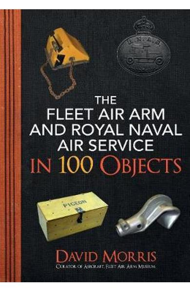 Fleet Air Arm and Royal Naval Air Service in 100 Objects - David Morris