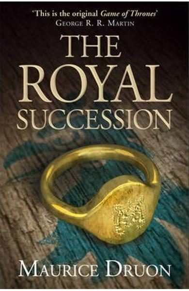 Royal Succession - Maurice Druon