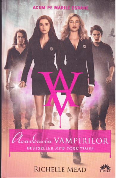 Academia Vampirilor vol. 1 - Richelle Mead