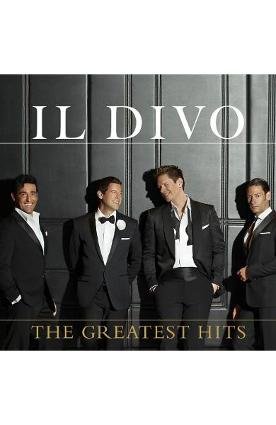 CD Il Divo - The greatest hits