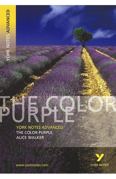Color Purple: York Notes Advanced
