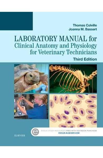 Laboratory Manual for Clinical Anatomy and Physiology for Ve - Thomas Colville