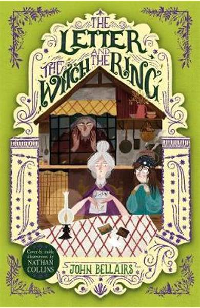 Letter, the Witch and the Ring - The House With a Clock in I