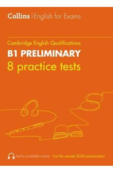 Practice Tests for B1 Preliminary - Peter Travis