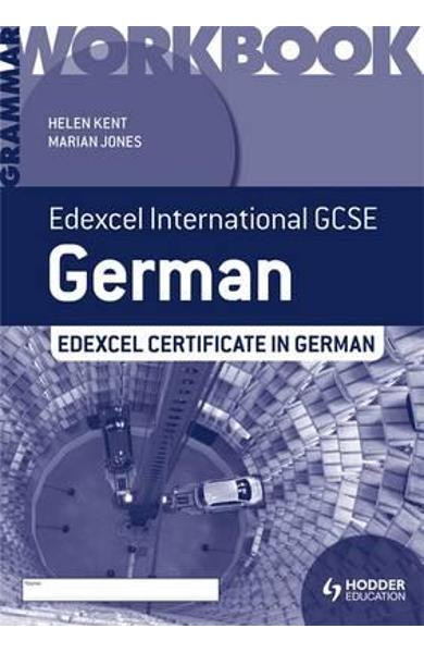 Edexcel International GCSE and Certificate German Grammar Wo