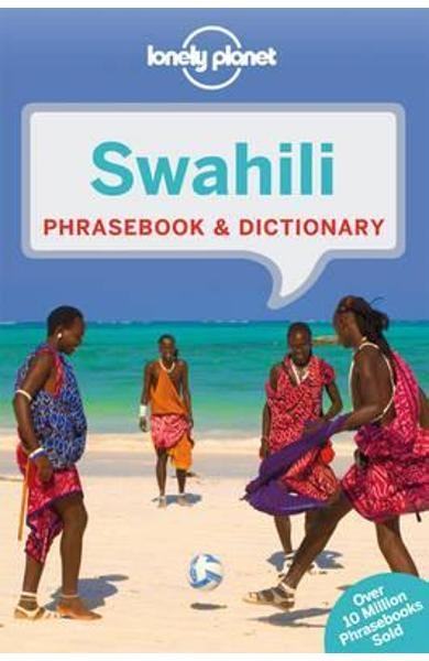 Lonely Planet Swahili Phrasebook and Dictionary