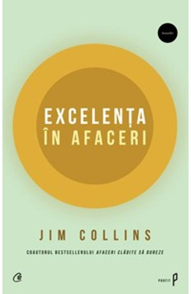 Excelenta in afaceri - Jim Collins