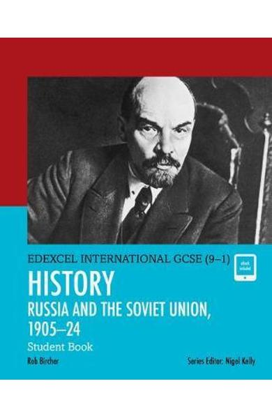 Edexcel International GCSE (9-1) History The Soviet Union in