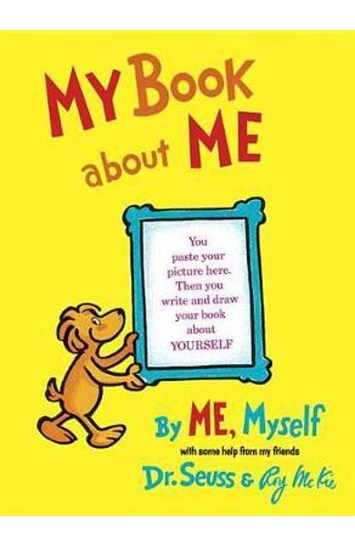 My Book about ME, by ME Myself