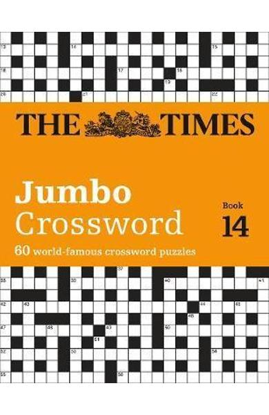 Times 2 Jumbo Crossword Book 14