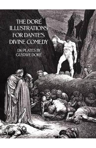 Dore Illustrations for Dante's Divine Comedy