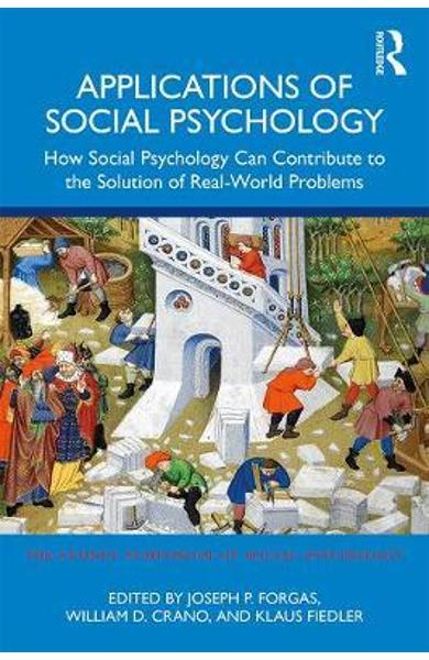 Applications of Social Psychology - Joseph P Forgas