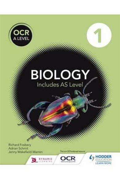 OCR A Level Biology Student Book 1