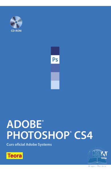 Adobe Photoshop cs4 - Contine CD-Rom
