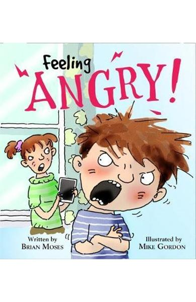 Feelings and Emotions: Feeling Angry