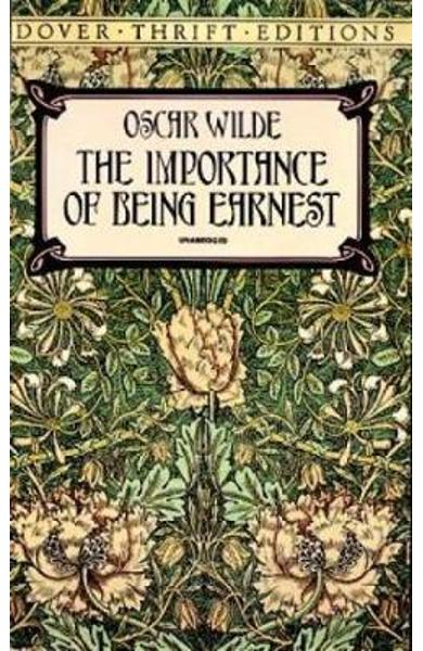 Importance of Being Earnest - Oscar Wilde
