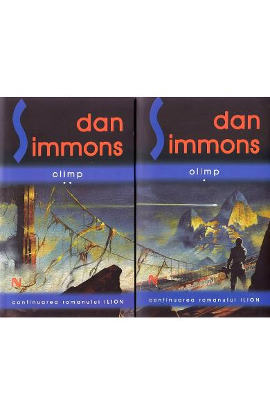 Olimp I+II - Dan Simmons
