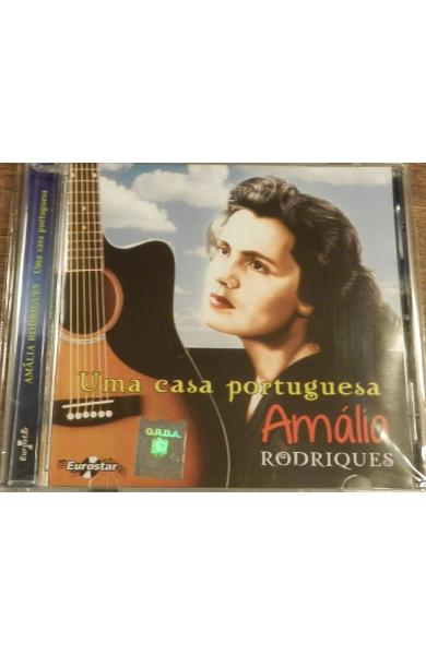 cd amalia rodrigues uma casa portuguesa. Black Bedroom Furniture Sets. Home Design Ideas