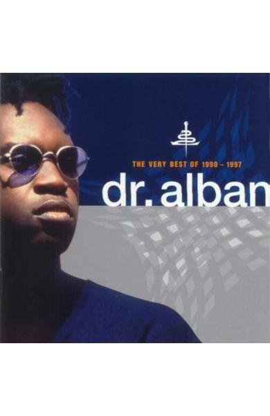 CD Dr. Alban - The Very Best Of 1990 - 1997