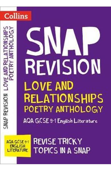 Love & Relationships Poetry Anthology: New GCSE Grade 9-1 AQ