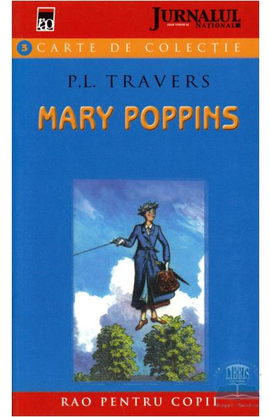 Mary Poppins - Carte de colectie - P.L. Travers