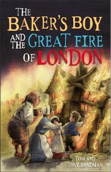 Short Histories: The Baker's Boy and the Great Fire of Londo