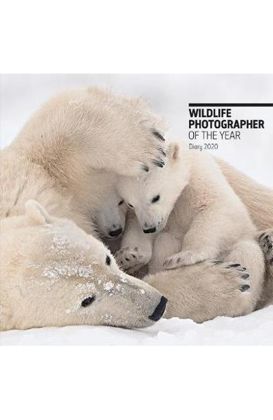 Wildlife Photographer of the Year Desk Diary 2020 -