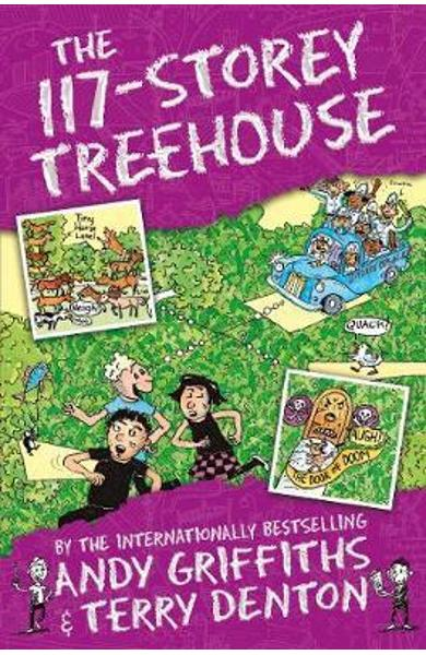 117-Storey Treehouse - Andy Griffiths