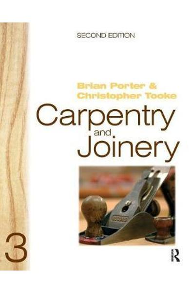 Carpentry and Joinery 3 - Brian Porter