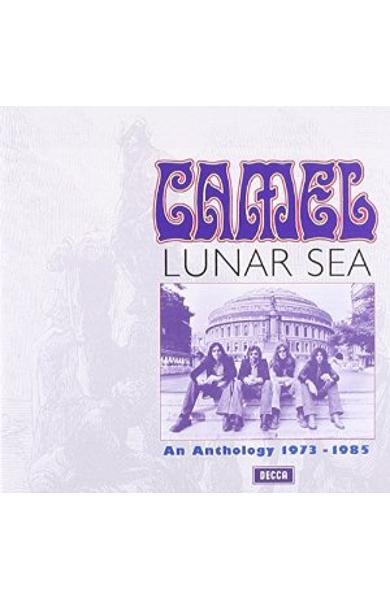 2CD Camel - Lunar Sea, An Anthology 1973 - 1985