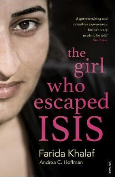 Girl Who Escaped ISIS