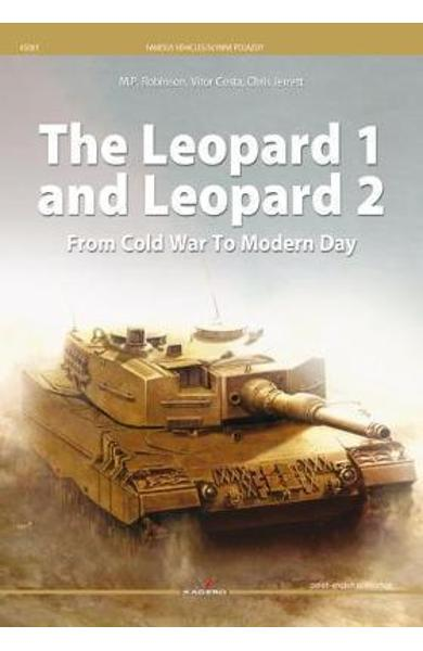 Leopard 1 and Leopard 2 from Cold War to Modern Day - MP Robinson