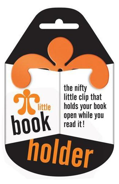 Little Book Holder Orange