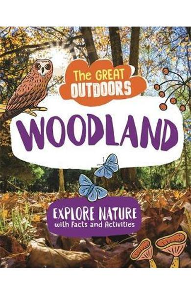 Great Outdoors: The Woodland - Lisa Regan