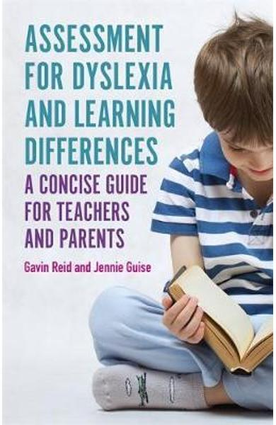 Assessment for Dyslexia and Learning Differences - Gavin Reid